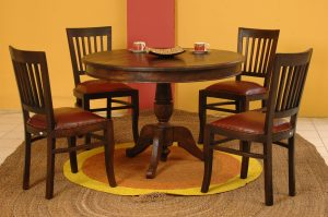 Carissa round table set