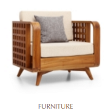 furniture in furniture for hotel