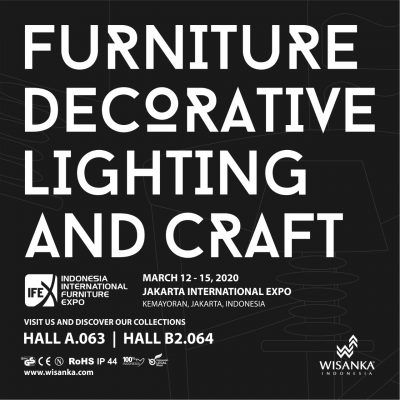 ifex 2020 jakarta, ifex 2020 indonesia furniture for hotel