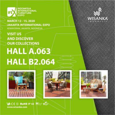 ifex 2020 jakarta, ifex 2020 indonesia furniture for hotel